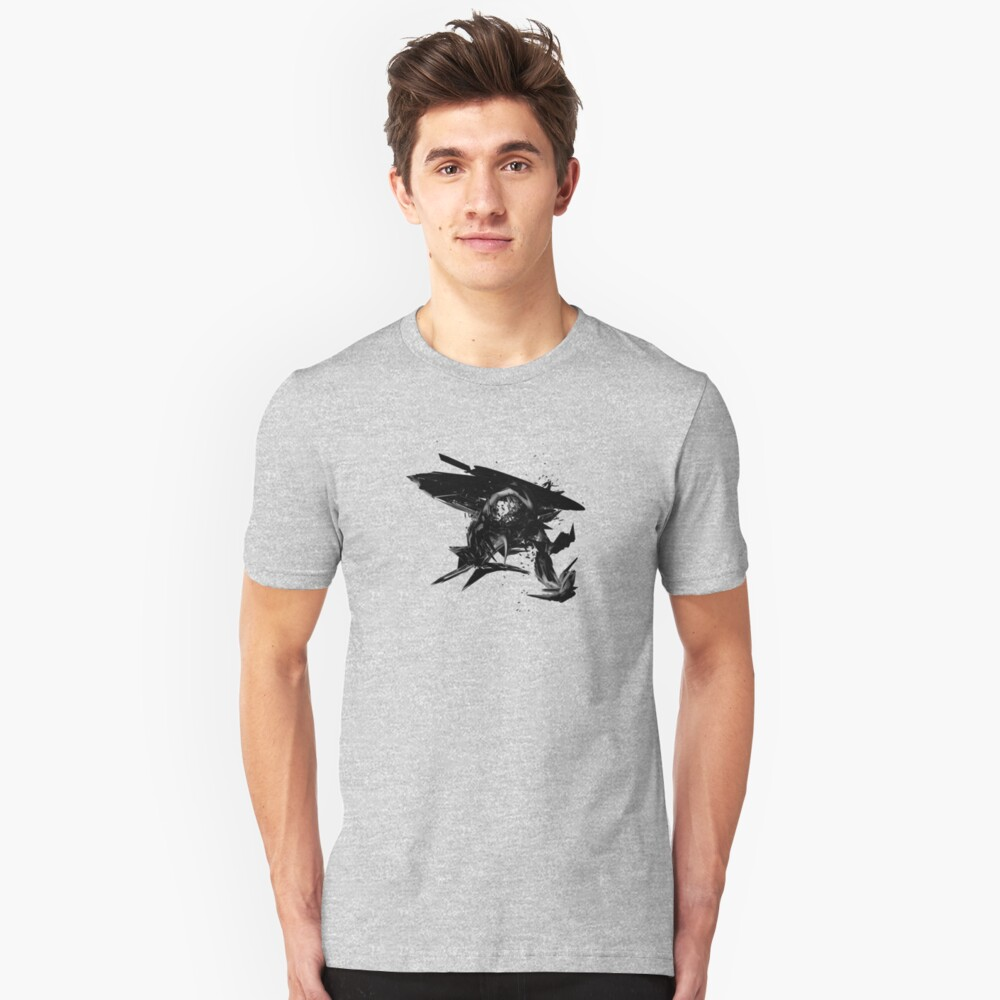 natural abstract Unisex T-Shirt Front