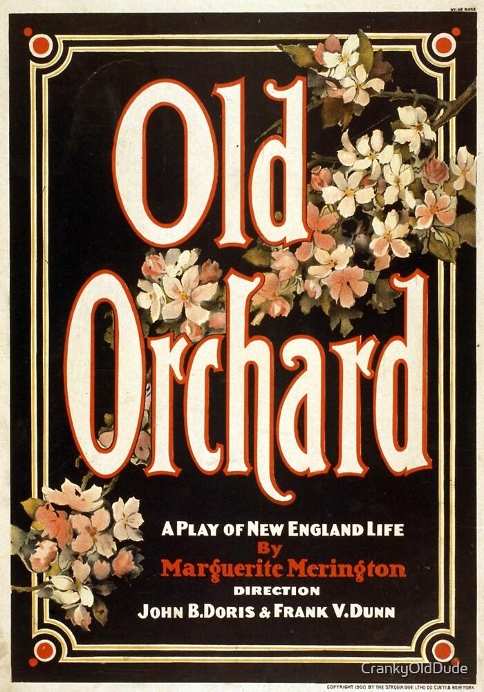 Old orchard - Strobridge - 1900 by CrankyOldDude