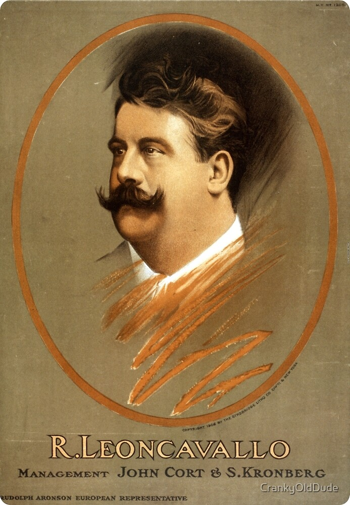 R Leoncavallo - Strobridge - 1906 by CrankyOldDude