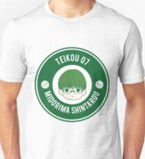 KNB Badge - Teikou 7 Midorima Shintarou Unisex T-Shirt
