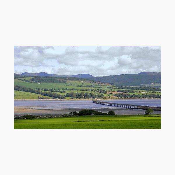Cromarty Bridge Photographic Print