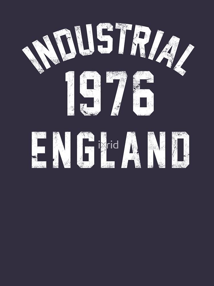 Industriell von ixrid