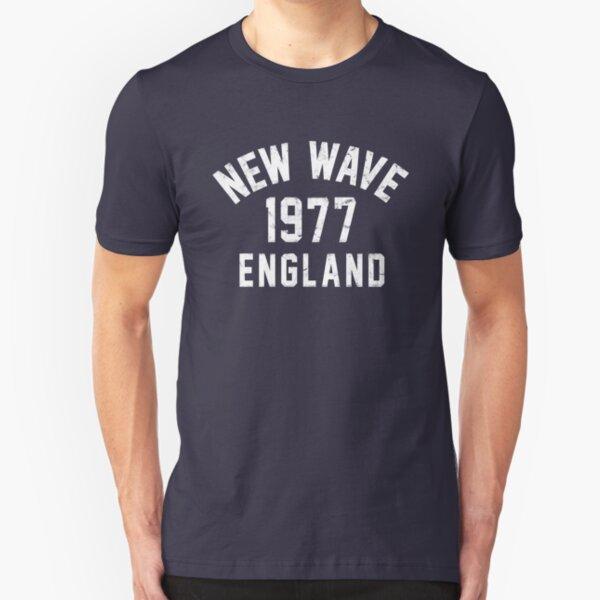 New Wave Slim Fit T-Shirt