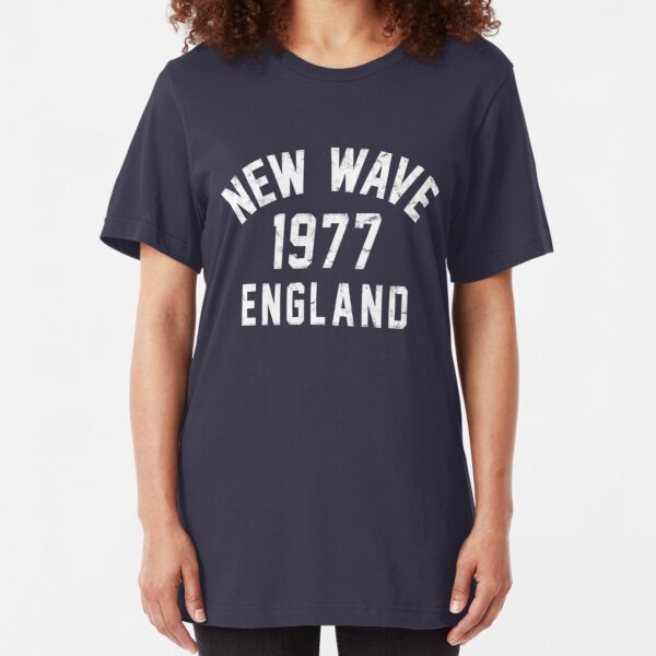 New Wave Slim Fit T-Shirt