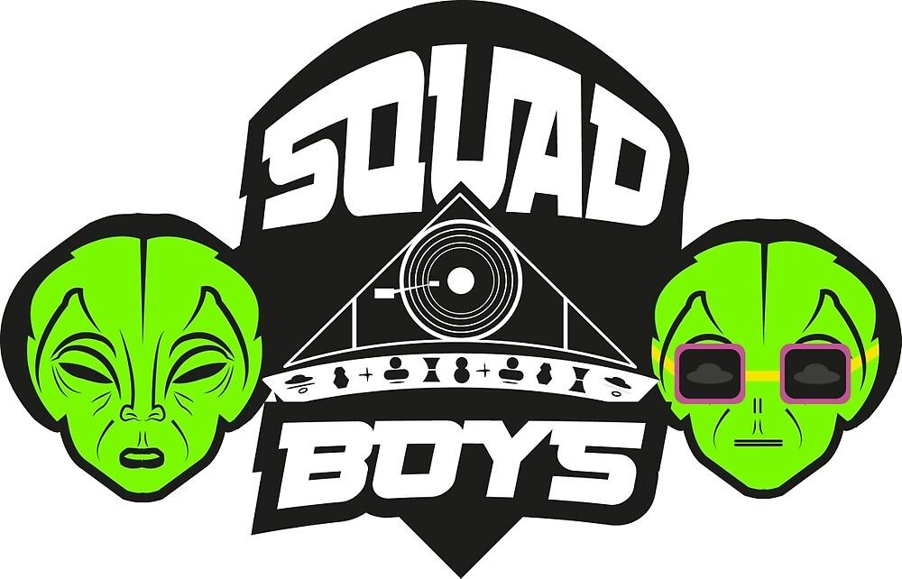 squadboys logo by alexdubstep