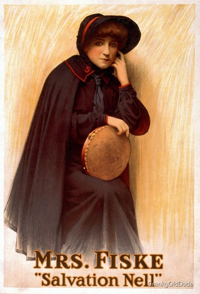 Salvation Nell - Strobridge - 1909 by CrankyOldDude