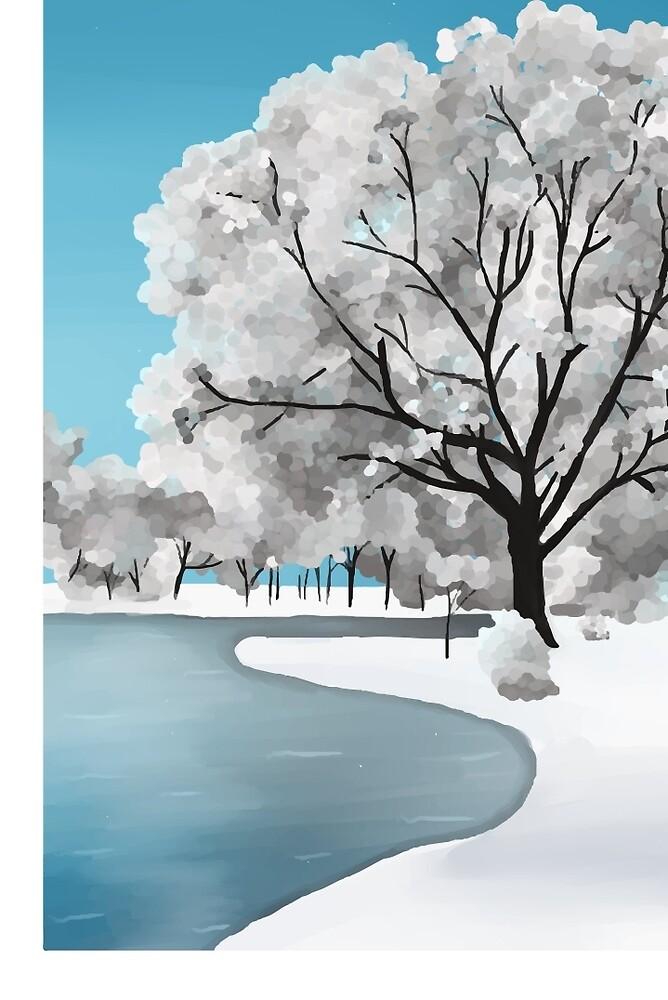 Snow by ArtMania