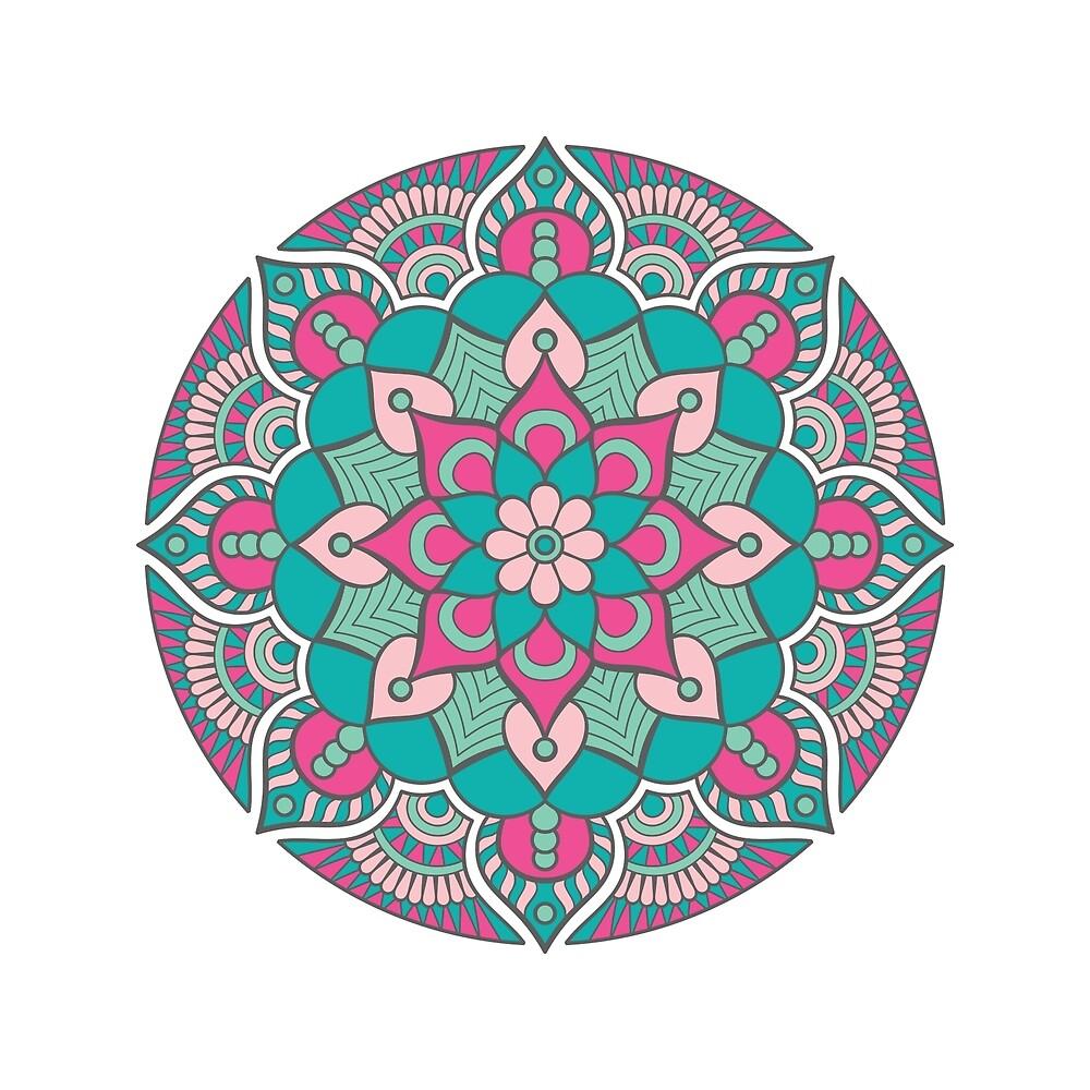 Mandala by florawithlove
