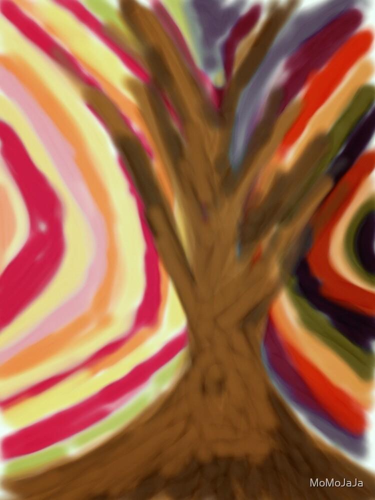 70's tree by MoMoJaJa