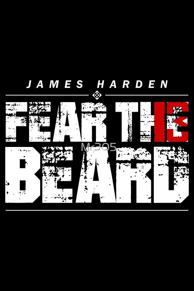 fearthebeard_white by Mr305