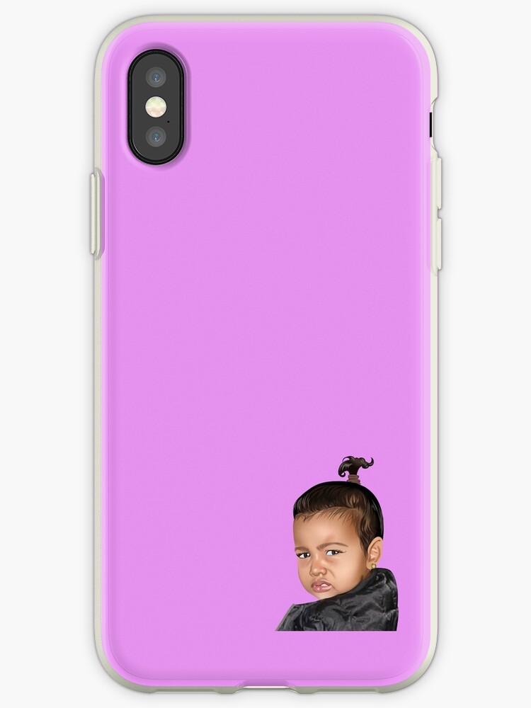 best website d0030 325bc 'North West Kimoji' iPhone Case by Sircolonel
