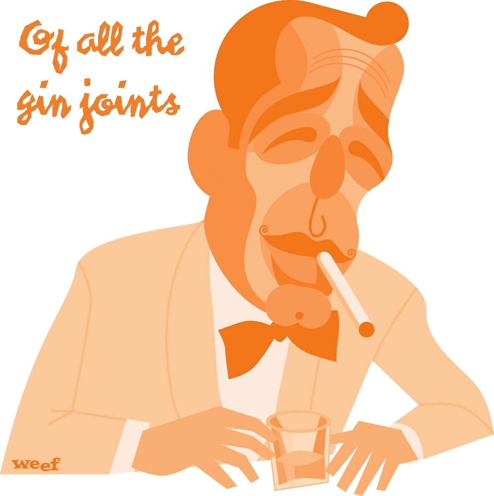 Bogart by Weef