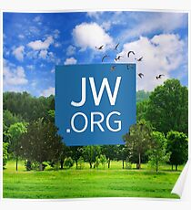 jw org posters redbubble