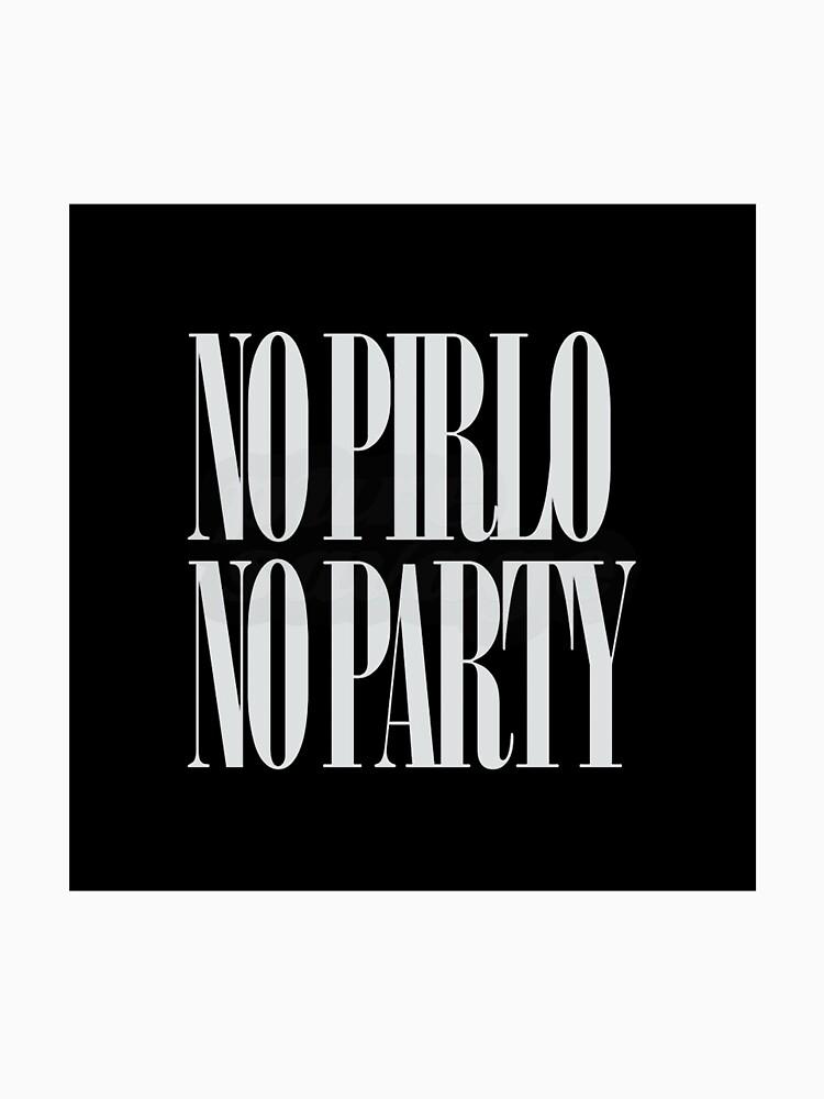 no pirlo no party  by mvinci92