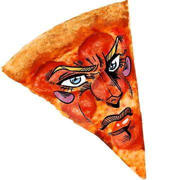 Battle Tendency Pizzeria: Caesar  by KokoroDroid
