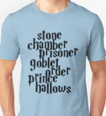 HP Books Unisex T-Shirt