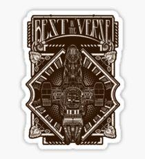 Best in the 'Verse Sticker
