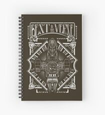 Best in the 'Verse Spiral Notebook