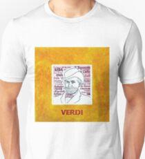 Verdi Unisex T-Shirt