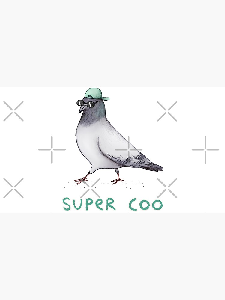 Super Coo by SophieCorrigan