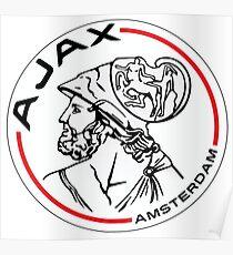 AJAX AMSTERDAM Poster