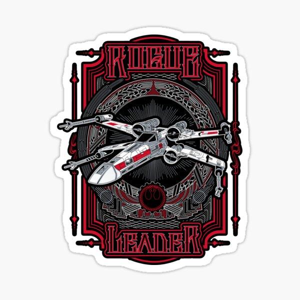 Rogue Leader Sticker