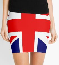 Union Jack Mini Skirt