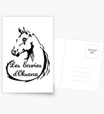 The stables of Oksana Postcards