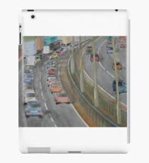 Motorway Driving iPad Case/Skin