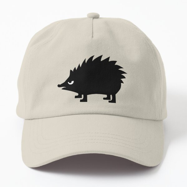 Angry Animals: hedgehog Dad Hat