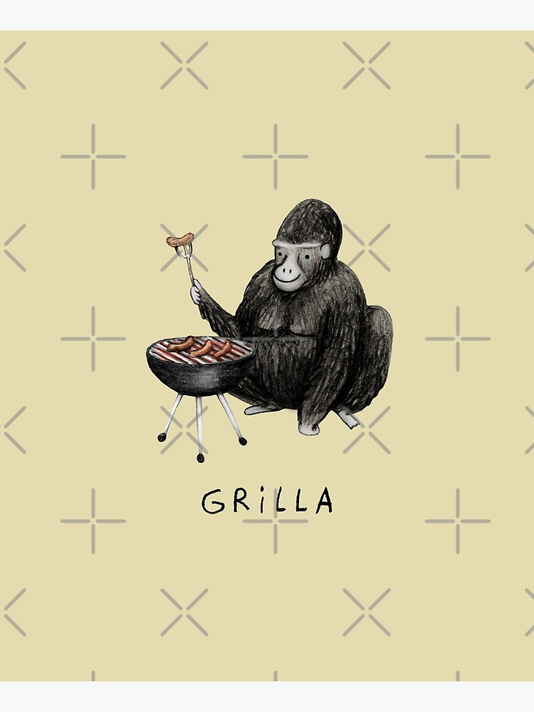 Grilla by SophieCorrigan
