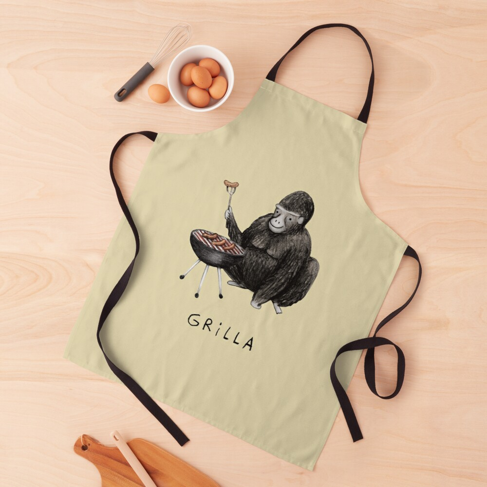 Grilla Apron
