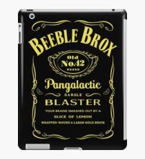 Pan Galactic Gargle Blaster iPad Case/Skin