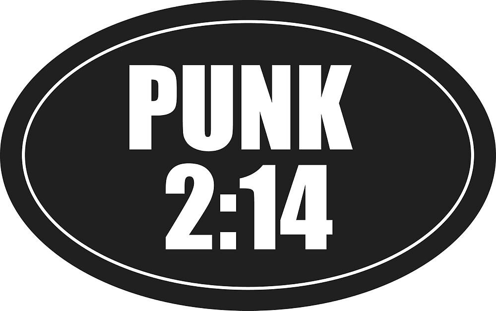 PUNK 2:14 by namastacy