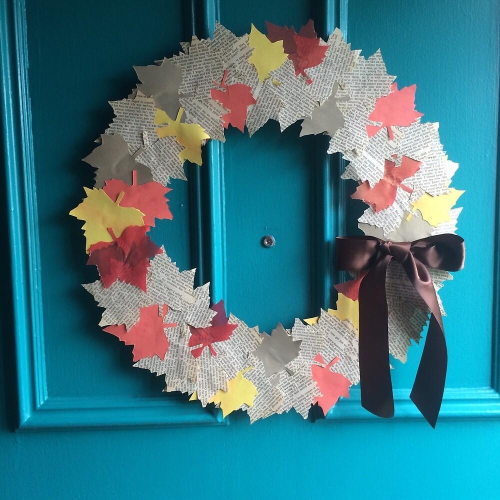 Autumn Wreath by Dannyella