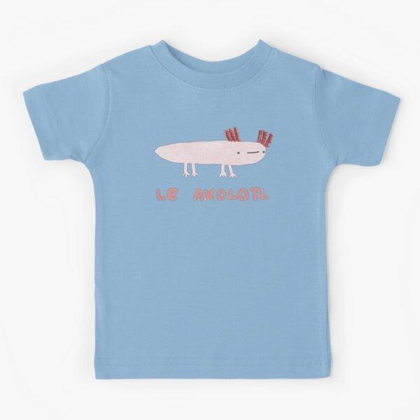 Le Axolotl Kids T-Shirt