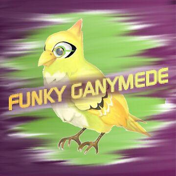 Funky Ganymede by NaiNaH