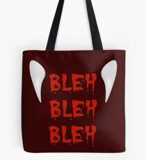 Bleh Tote Bag