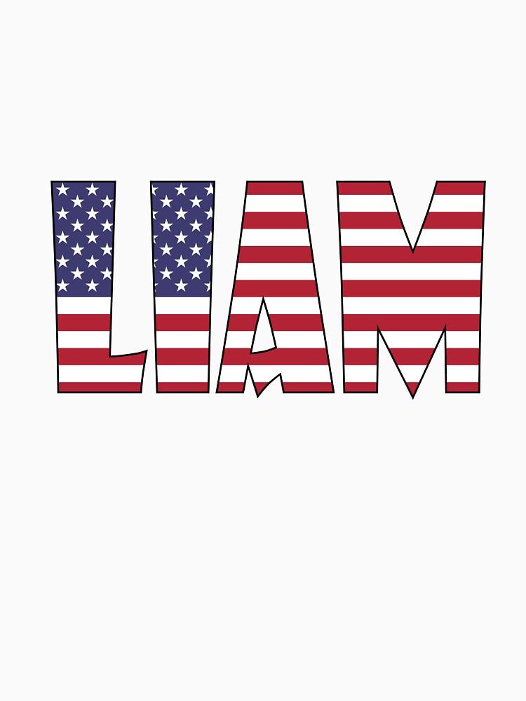 Liam (USA) by Obercostyle