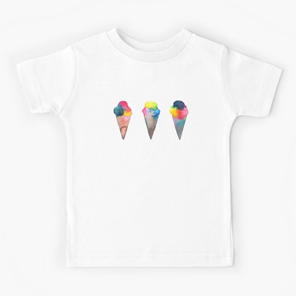 ice cream cones  Kids T-Shirt