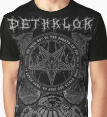 Metalocalypse - Dethklok Go Into The Water All Over Print Tee Graphic T-Shirt