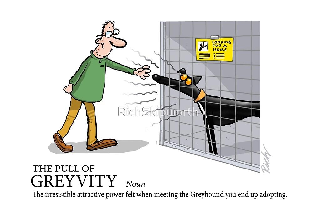Greyhound Glossary: Greyvity by RichSkipworth
