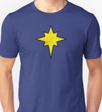 Captain Marvel Unisex T-Shirt