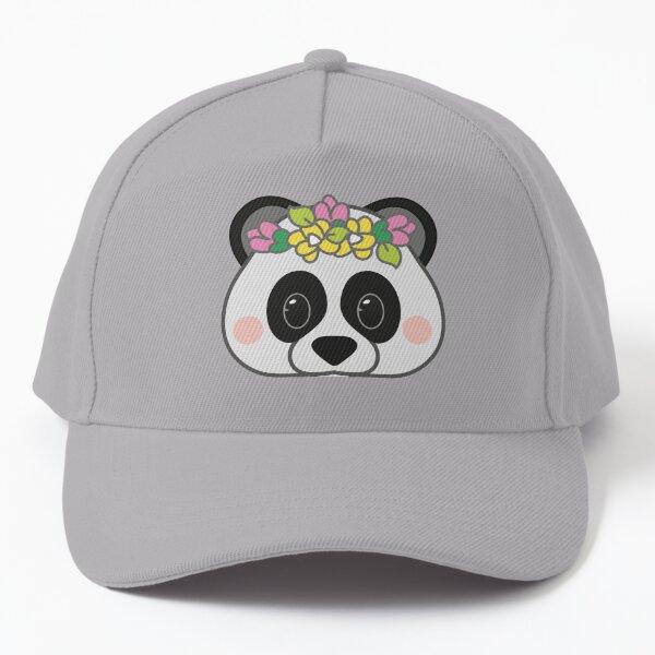 panda emoji fan art Baseball Cap