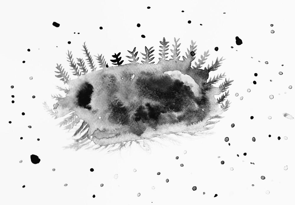 UNDERWATER SPACE by blackapple