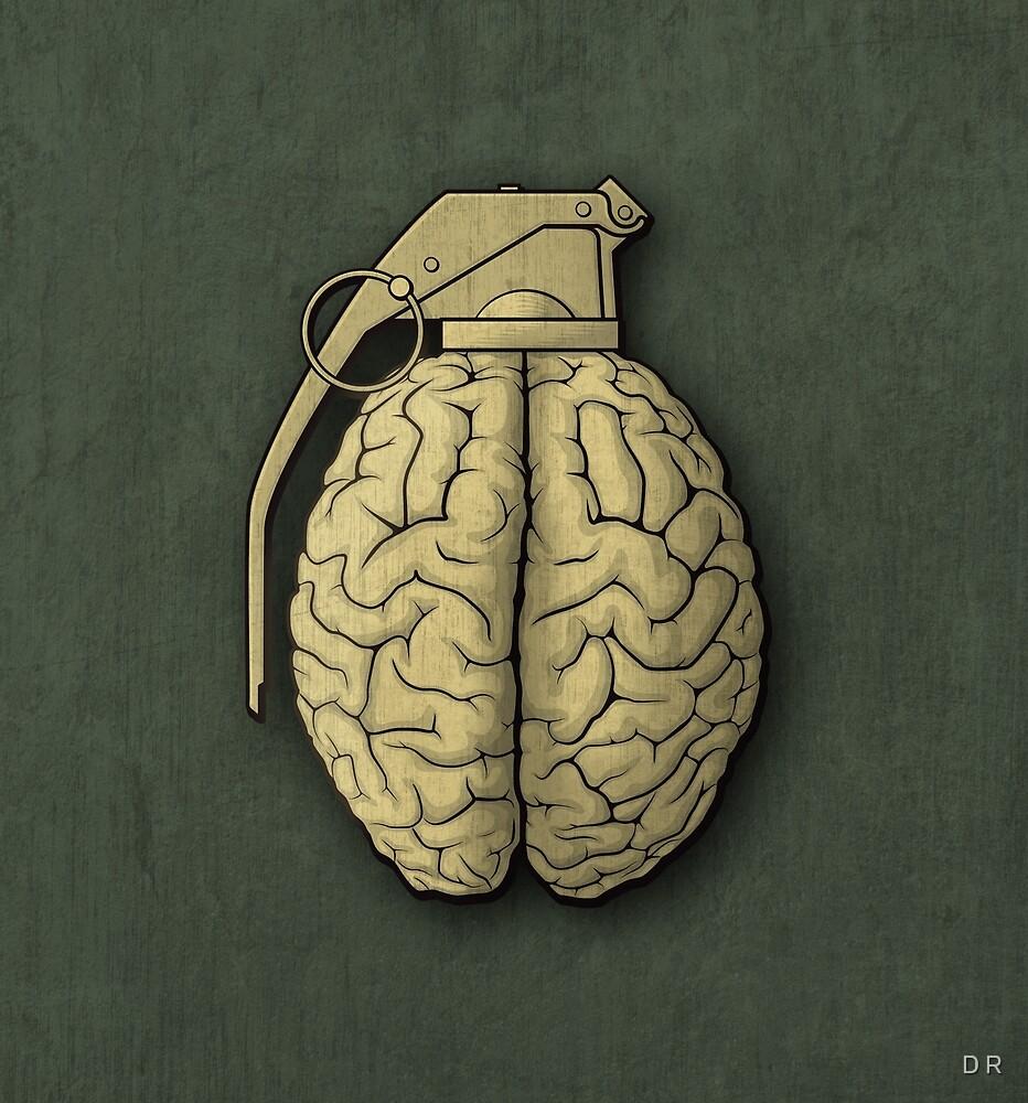 Dangerous Mind by Dragan Radujko