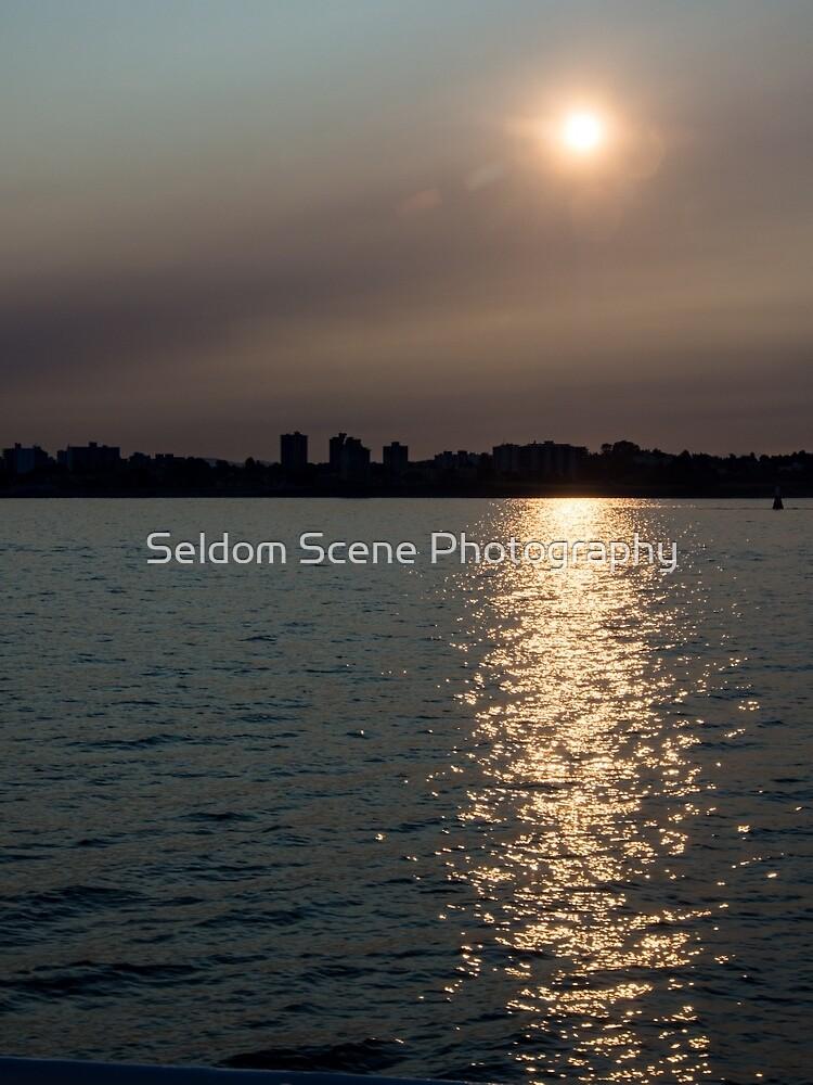 Sunrise Comes to Victoria by Seldom Scene Photography