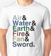 Avatar - Sokka's Speech Unisex T-Shirt