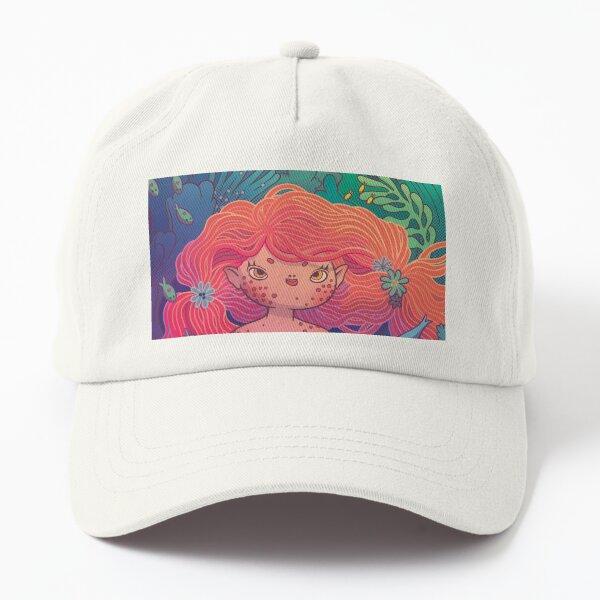 The little Mermaid Dad Hat