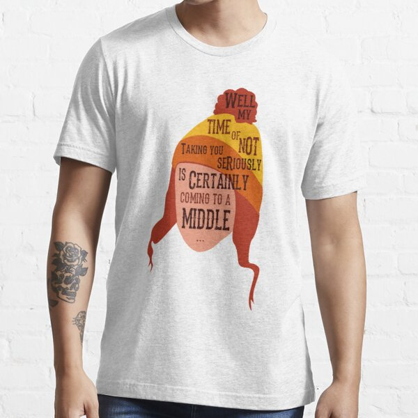 Coming To A Middle Essential T-Shirt